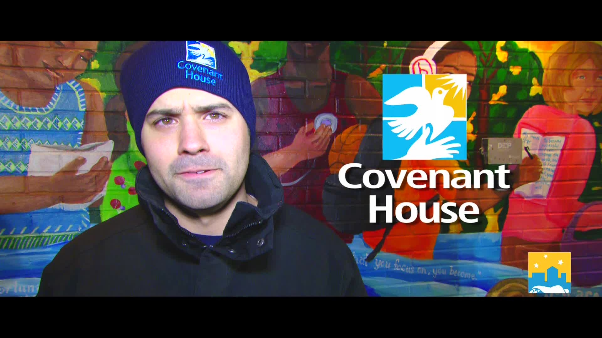 Covenant House: Young Professionals Sleep-Out