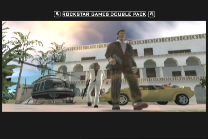 Grand Theft Auto: Vice City Double Pack :30