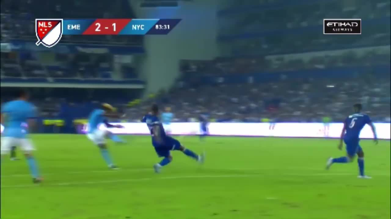 NYCFC VS  C.S Emelec  Friendly Highlights